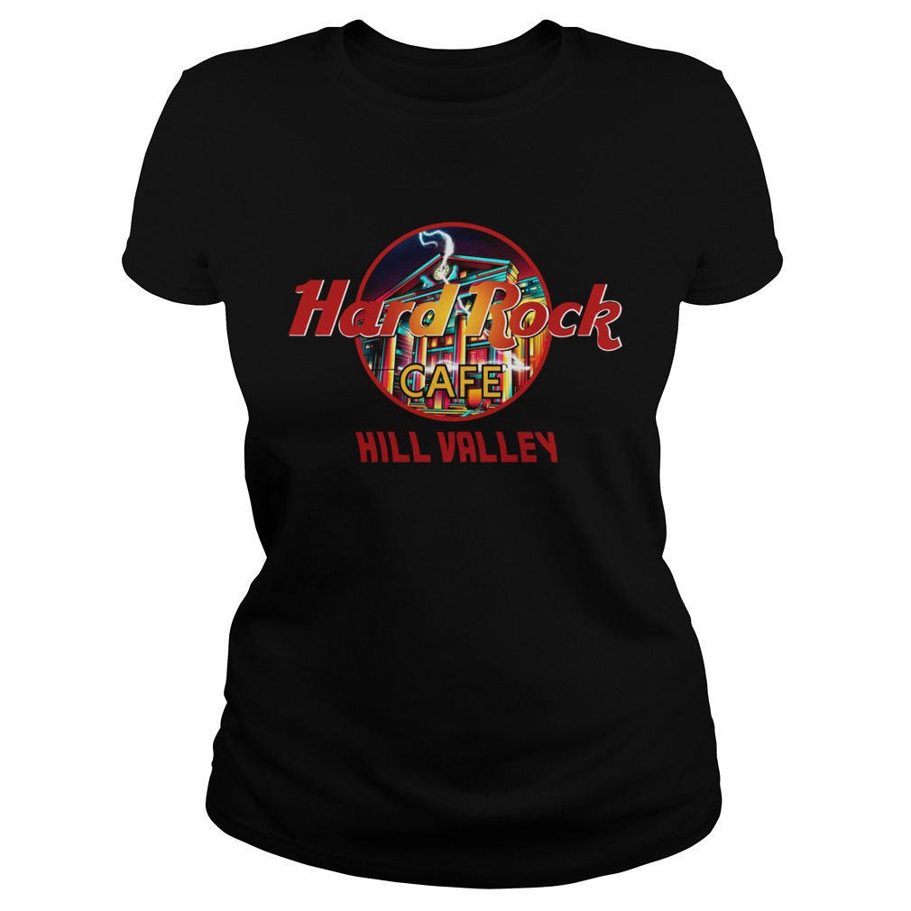 Hard rock cafe Hill Valley Classic Ladies