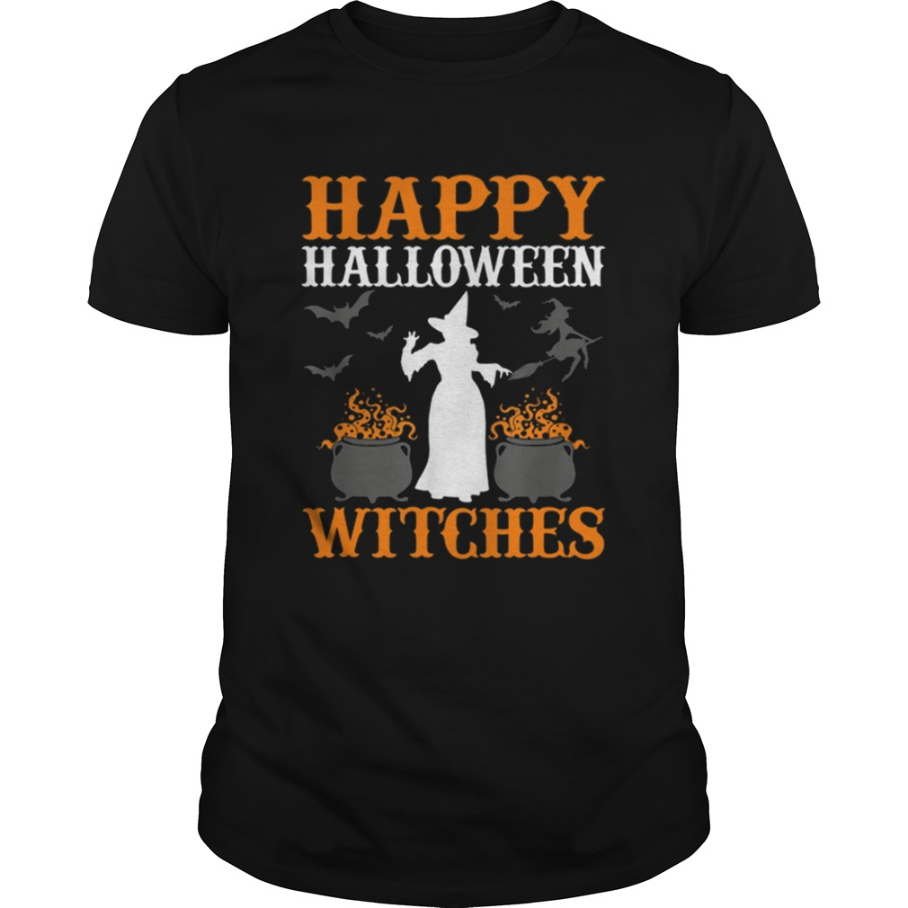 Hot Happy Halloween Witches Cute Spell Casting Witch Unisex