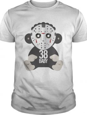 38 Baby Monkey Jason Mask Voorhees Shirt