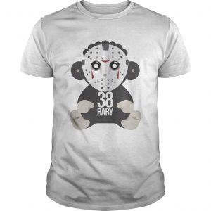 38 Baby Monkey Jason Mask Voorhees Shirt Unisex