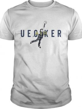 Air Uecker Milwaukee Brewers Baseball shirt
