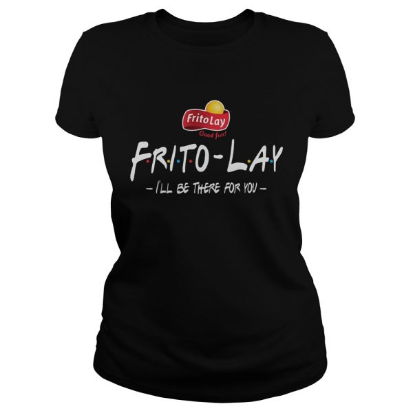 FritoLay Friends Ill be there for you  Classic Ladies