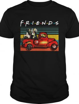 Maleficent Friends drive truck shirt