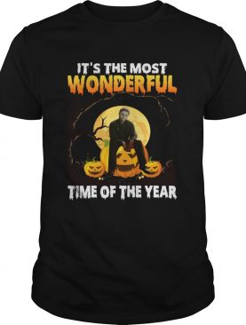Michael Myers Its the most wonderful time of the year shirt