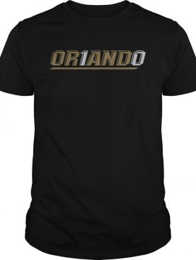 Official Orlando 1 0 Shirt