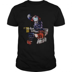 Pennywise Baltimore Ravens Pittsburgh Steelers and Cleveland Browns toilet  Unisex