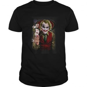 San Francisco 49ers Joker Poker Shirt Unisex