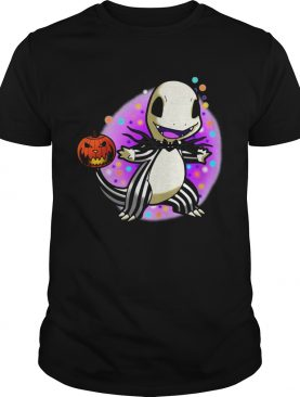 Charmander Jack Skellington pumpkin shirt