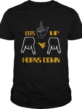 EERS Up Horns Down Shirt
