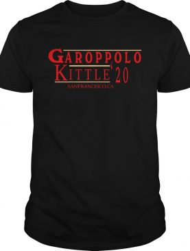 George Kittle Garoppolo Kittle 2020 shirt