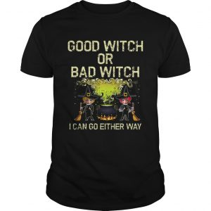 Good or Bad Witch Cute Womens Halloween  Unisex