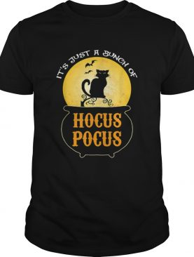HocusPocus Halloween Its Just A Bunch Of Perfect Gift shirt