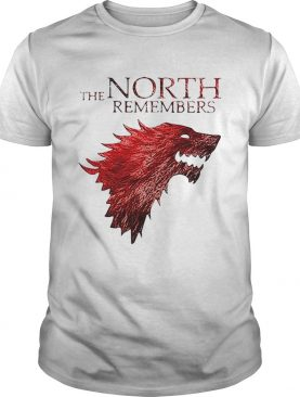 The North Remembers Game Of Thrones shirt