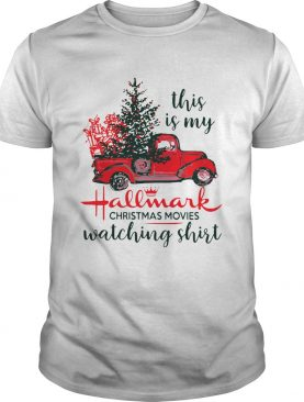 This is my Hallmark christmas movies watching shirt