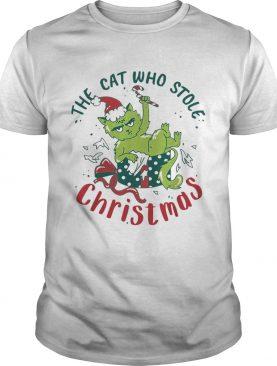 ELF The cat who stole Christmas shirt