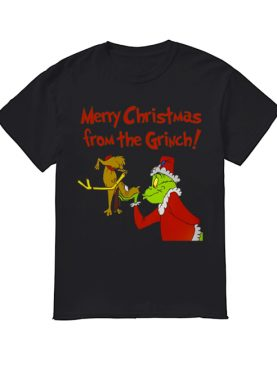 How The Grinch Stole Christmas Classic Cartoon Graphic shirt