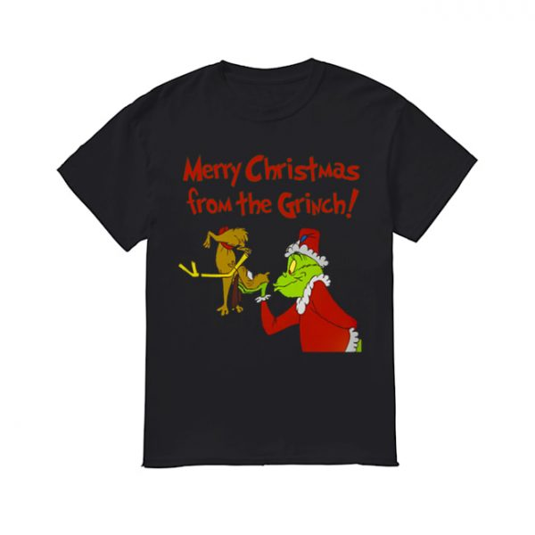How The Grinch Stole Christmas Classic Cartoon Graphic  Classic Men's T-shirt