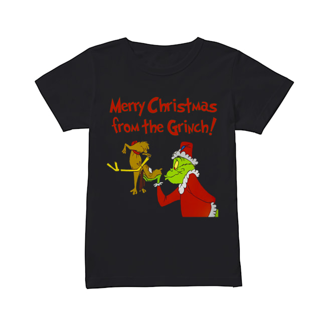 How The Grinch Stole Christmas Classic Cartoon Graphic Classic Women's T-shirt