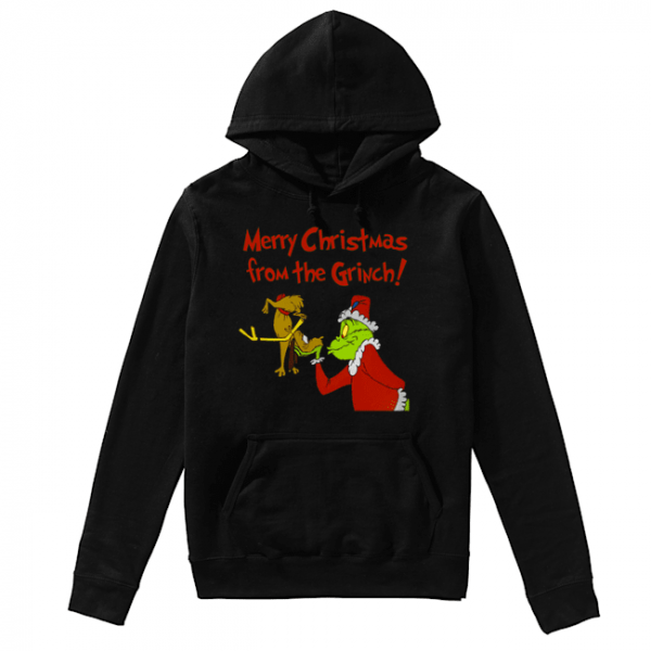How The Grinch Stole Christmas Classic Cartoon Graphic  Unisex Hoodie
