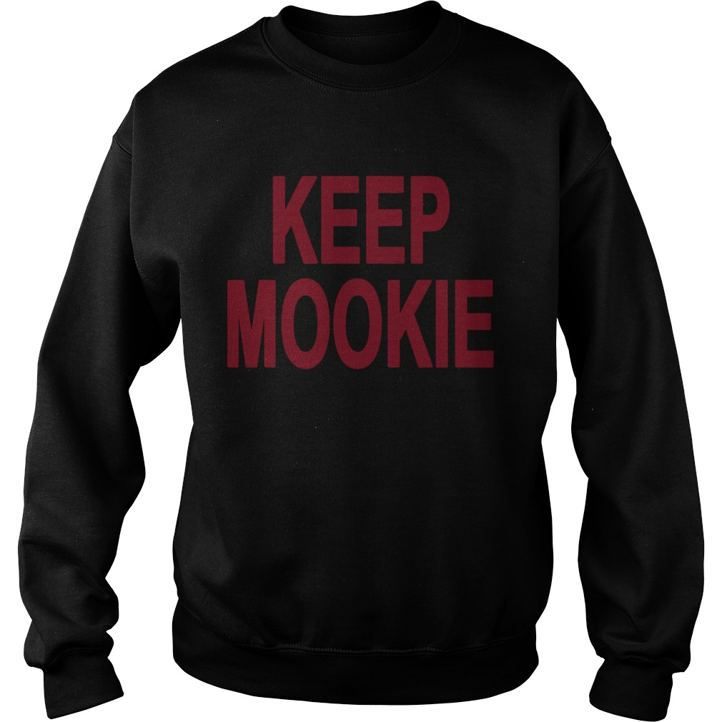 Keep Mookie Sweatshirt