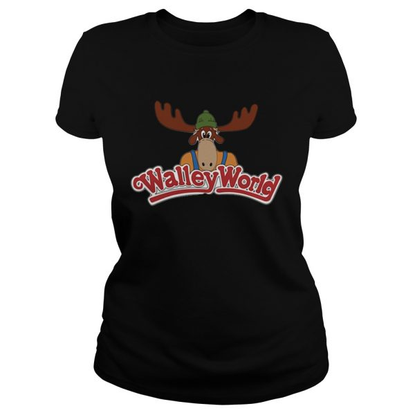 Walley World Vacation Movie  Classic Ladies