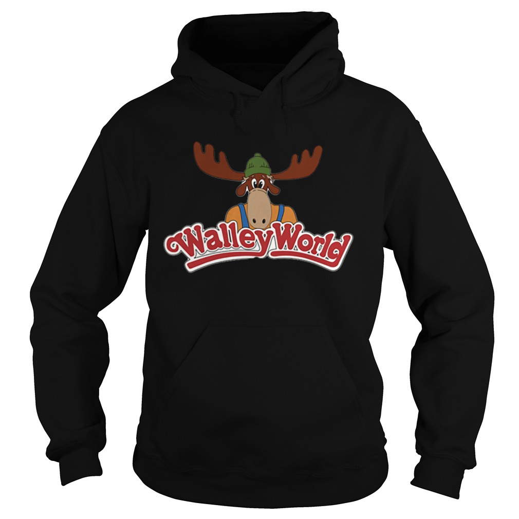 Walley World Vacation Movie Hoodie