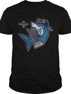 Washington Nationals Baby Shark shirt