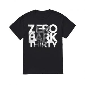 Zero Bark Thirty  Classic Men's T-shirt