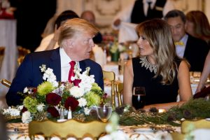 Trumps wish Americans 'Merry Christmas' as they mark holiday
