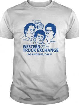 Western Truck Exchange shirt
