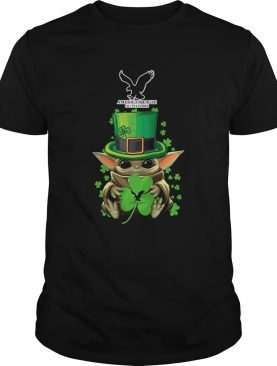 Baby Yoda American Eagle Outfitters Shamrock StPatricks Day shirt