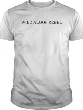 David Rose Wild Aloof Rebel shirt