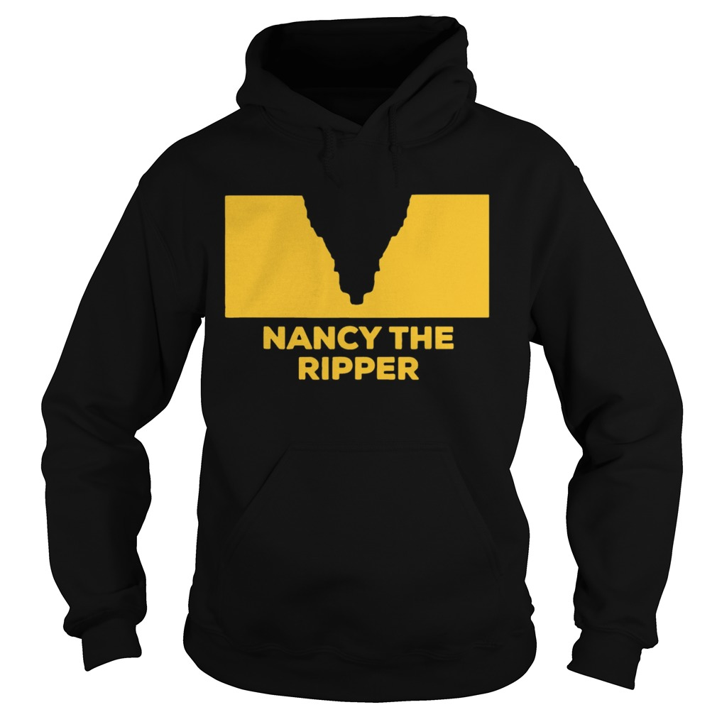 Nancy The Ripper Pelosi Nancytheripper Trump Speech Hoodie