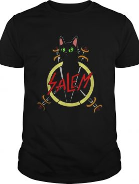 Salem the cat from Sabrina shirt