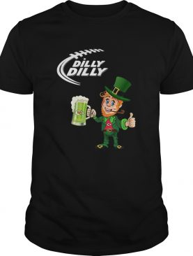 St Patricks day Irish Dilly Dilly Beer Kansas City Chiefs shirt