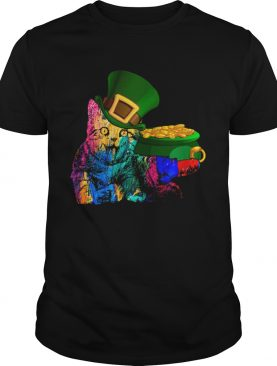 St Patricks day Shirt Cat St Patricks day shirt