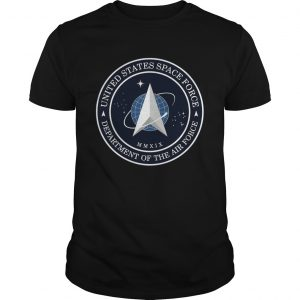 United States Space Force Department Of The Air Force  Unisex