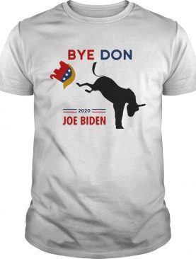 ByeDon Joe Biden 2020 American Election shirt