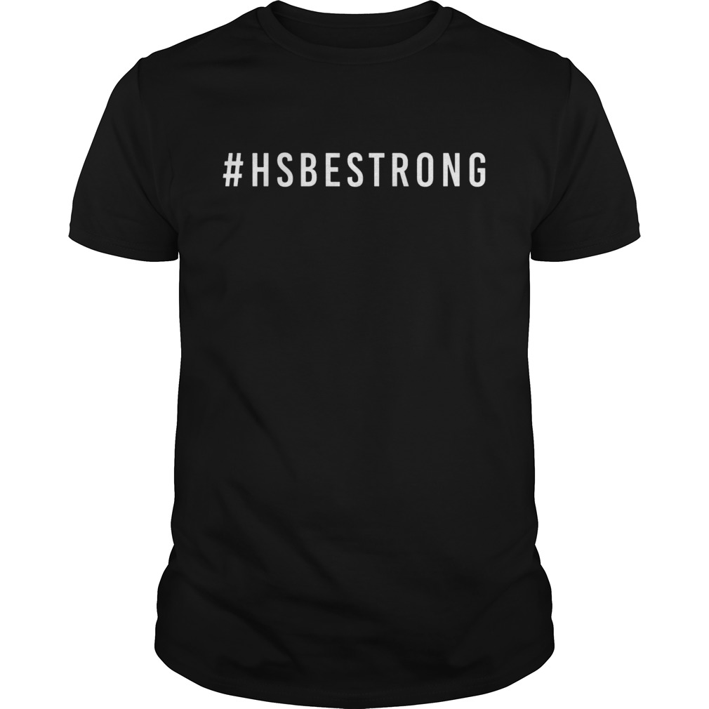 Hs Be Strong  Unisex
