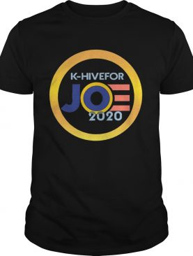 KHive For Joe 2020 shirt