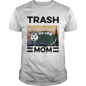 Vintage Rat Trash Mom  Unisex