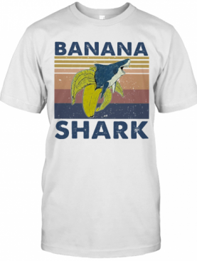 Banana Shark Vintage T-Shirt