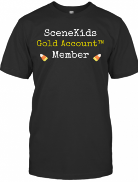 Sk Gold Account Member T-Shirt