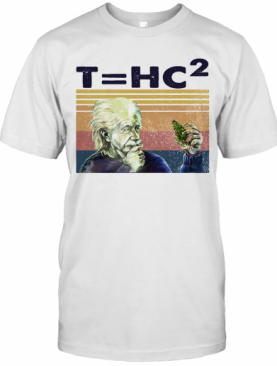 Thc2 Glass Rolling Enstein Syndicate Vintage T-Shirt