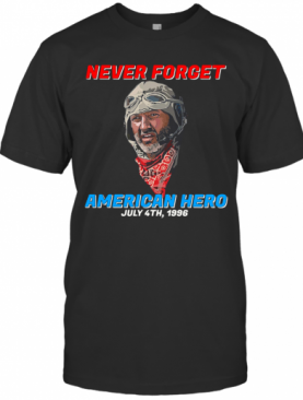 Independence Day American Hero T-Shirt