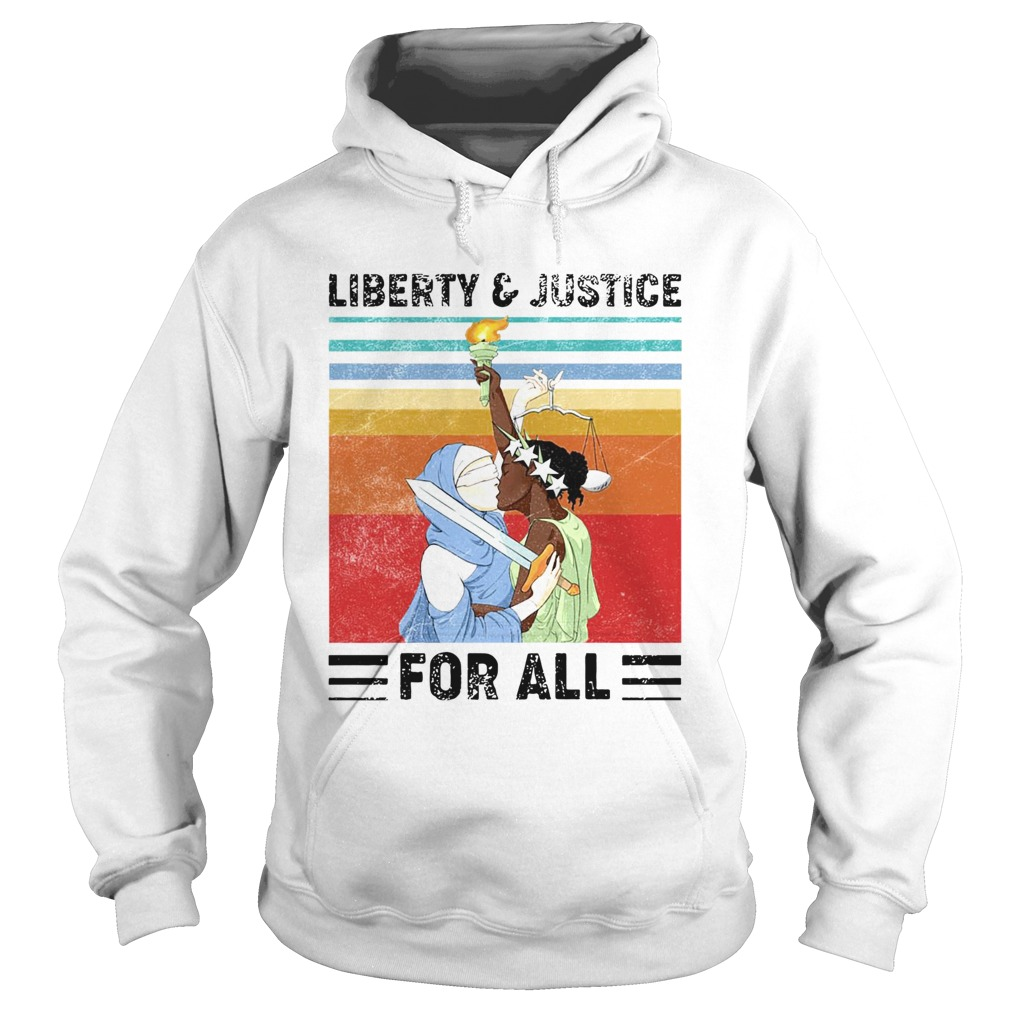 Liberty and Justice for All Mens String Tank Top