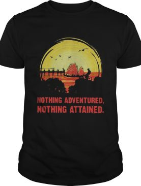 Bowling nothing adventures nothings attend shirt
