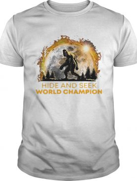 Hide And Seek World Champion Apes Sun shirt