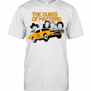 The Dukes Of Hazzard Car 01 T-Shirt Classic Men's T-shirt