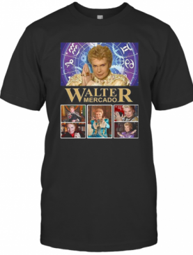 Walter Mercado In Memorial 1932 2019 Rip T-Shirt